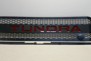 Tundra Grille Insert with ColorMatched Lettering TNDV