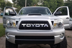 "2005 - 2011 Tacoma Grille Insert ""TRD"" Style LED Night Glow 05TACV411 - DB Customz"