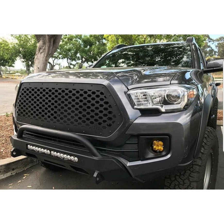 2016 - 2017 TOYOTA TACOMA GRILLE INSERT HONEYCOMB 16TACV417 - DB Customz