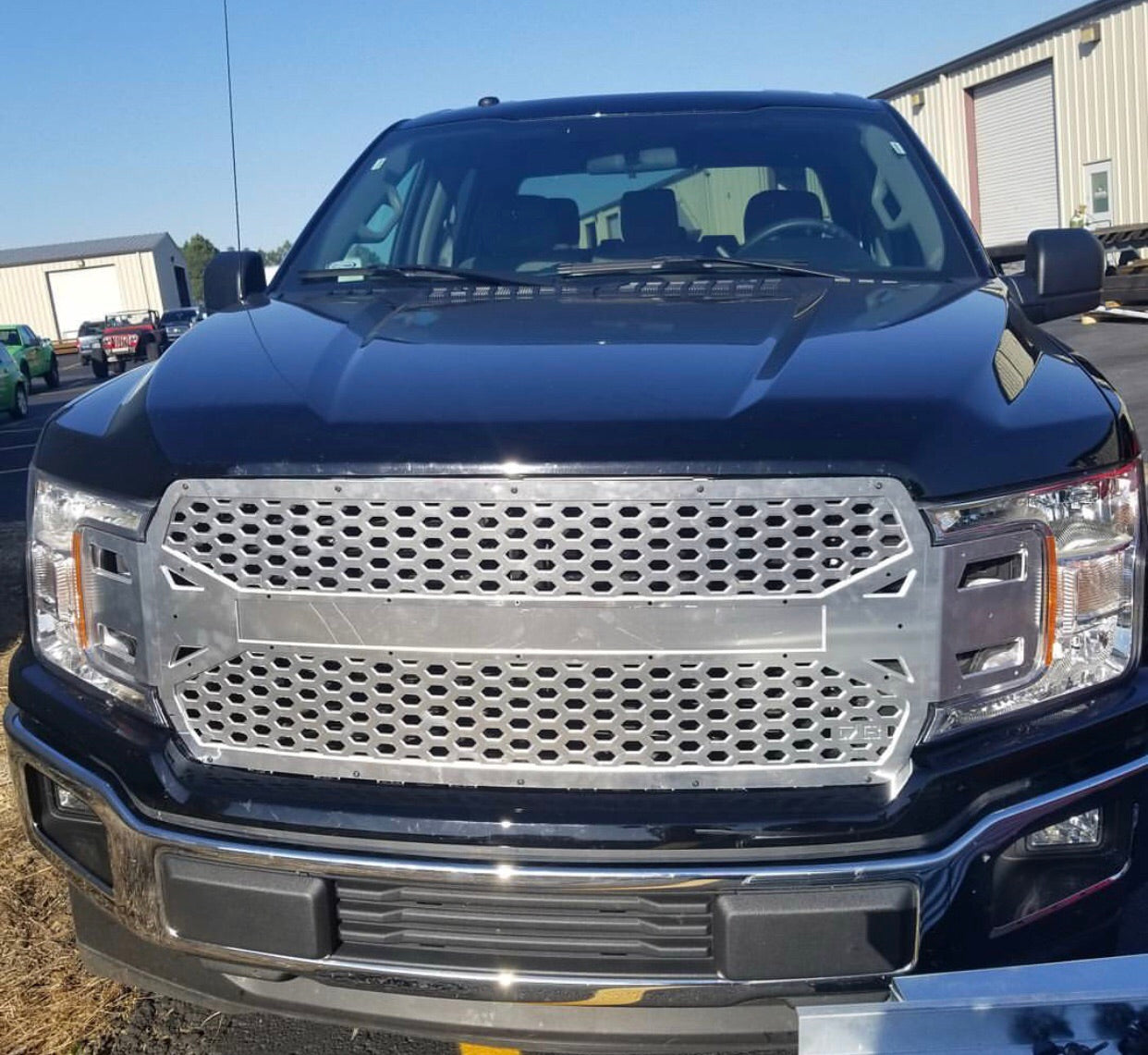 *COMING SOON* 2018 Ford F150 Full Grille Replacement - DB Customz