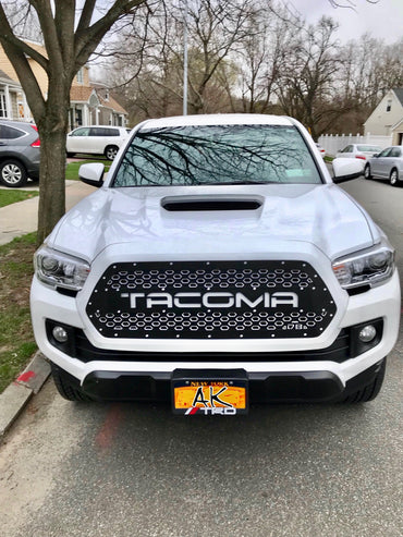 2016+ Tacoma X2 Series Drop-In Grille Insert - DB Customz
