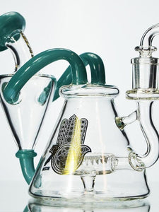 Double Arm Recycler by MAV Glass