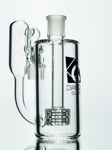14mm 90° Matrix Recycler Ash Catcher By Diamond