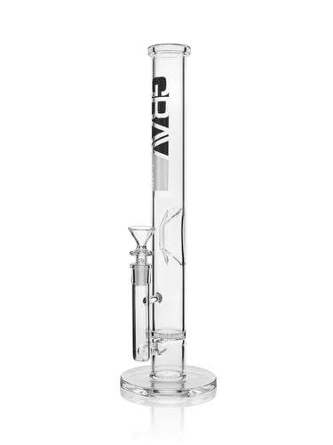 "16"" GRAV® Straight Base w/ Disc - Clear"
