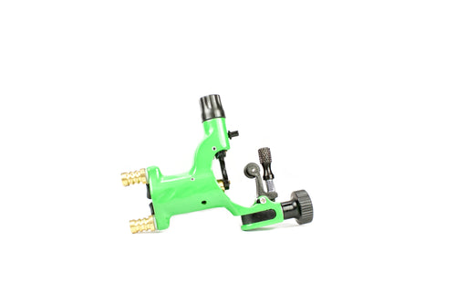 Neon Green Tattoo Machine