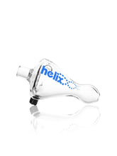 "3"" Helix™ Chillum - Clear"