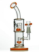 "8"" Micro Circ to Circ Oil Rig By Diamond Glass"