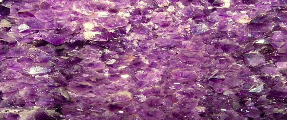 Amethyst Crystal Meaning - Intellectual Force Stone