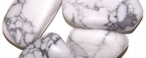 White Turquoise Healing Crystal Meaning - Purification Properties