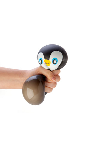 Jumbo Penguin Squish Ball