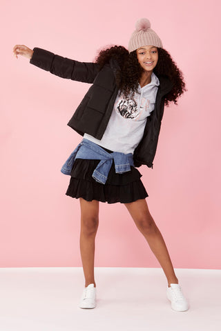 Girls Samantha Ruffle Skirt