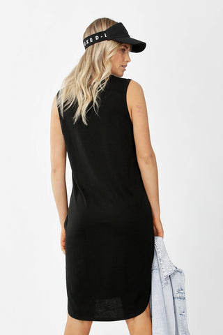 Luxe Racer Back Dress