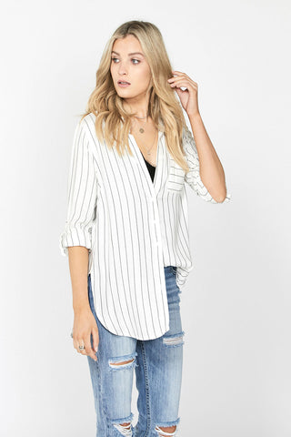 Sorrento Stripe Shirt