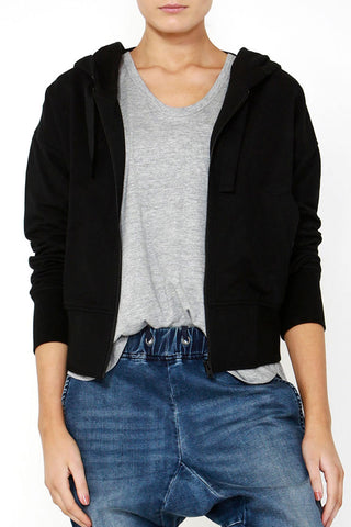 Luxe Hooded Jacket