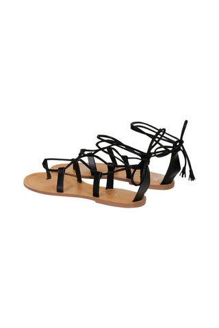 The Wrap Sandal