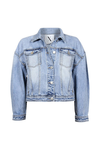 Fearless Denim Jacket