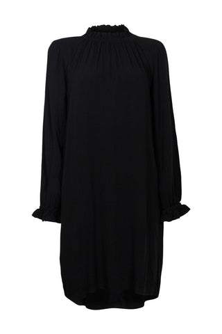 Aimee High Neck Dress