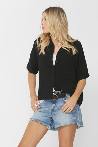 Miley Cropped Shirt