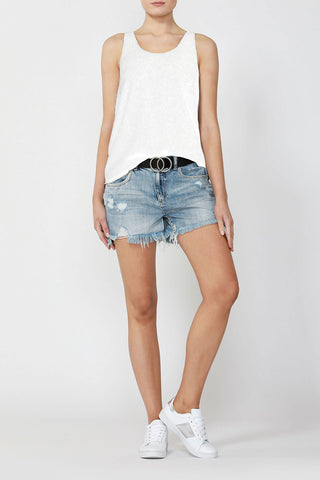 Samantha Textured Tank