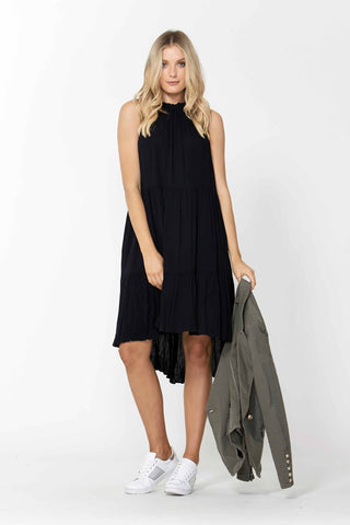Mia Tiered Mini Dress