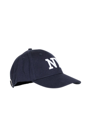 NY Embroidered Logo Cap