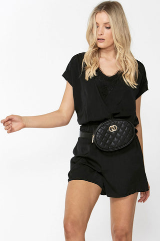 Bianca Wrap Playsuit