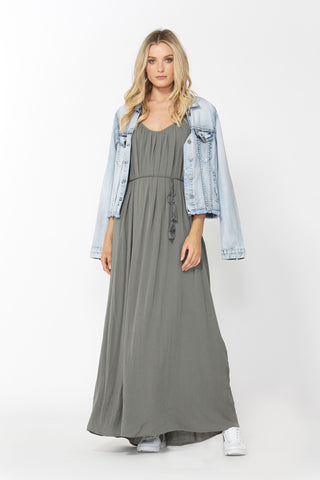 Chantelle Textured Maxi Dress