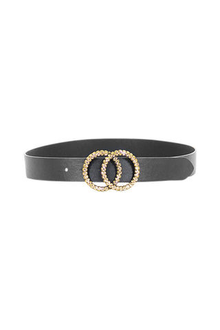 Dia Double Circle Belt