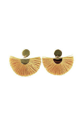 Hilary Small Tassel Earring