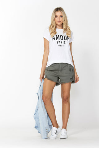 Amour Paris Tee