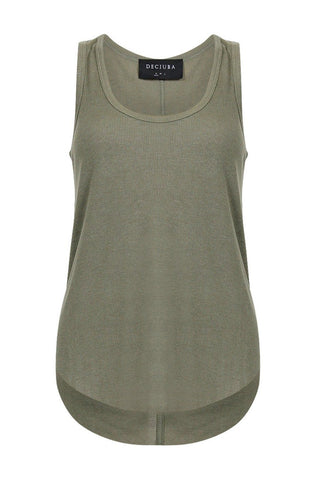 Hollie Soft Rib Tank