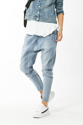 Luxe Drop Crotch Jean