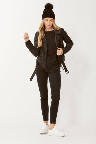 Victoria Modal Long Sleeve Top