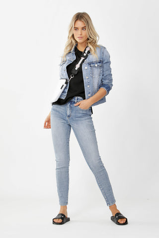 Luxe Sienna Denim Jacket 2.0