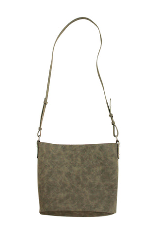 Sarah Bucket Crossbody Bag
