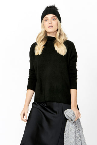 Allegra Drop Shoulder Knit