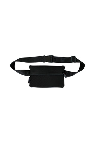 Luxe Punched Neoprene Belt Bag