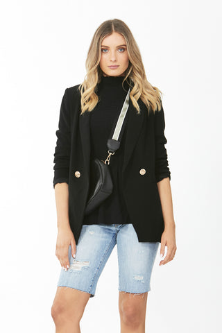 Kensington Two Button Blazer