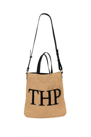 THP Hessian Tote Bag