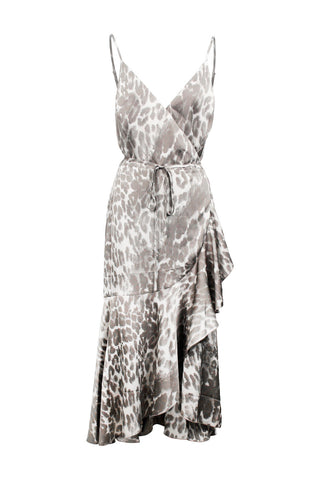 Scarlette Wrap Maxi Dress