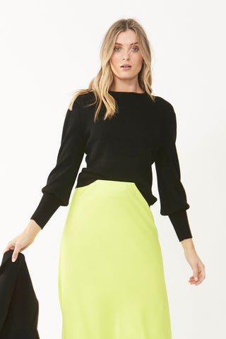 Maisie Puff Sleeve Pullover
