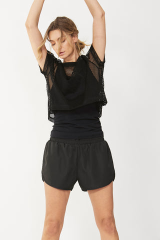 Luxe Active Track Short