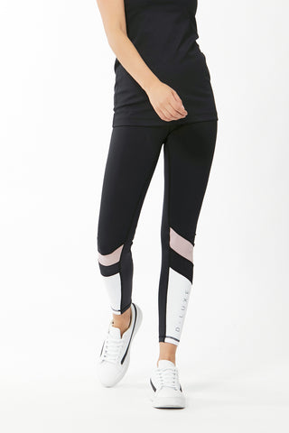 D-Luxe Active Spliced Legging