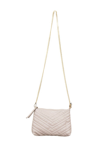 Marta Quilted Crossbody Bag