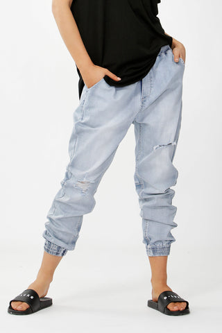 Luxe Jogger Jean