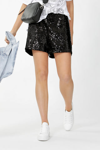 Kennedy Sequin Short