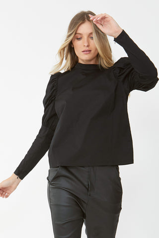 Willow Puff Sleeve Blouse