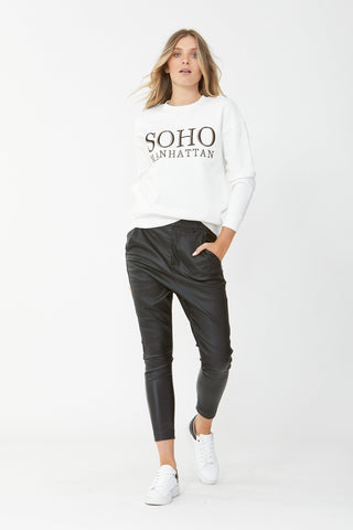 Soho Embroidered Sweat