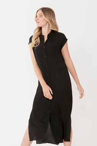 Emerson Midi Shirt Dress