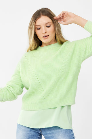 Erin Rib Detail Jumper